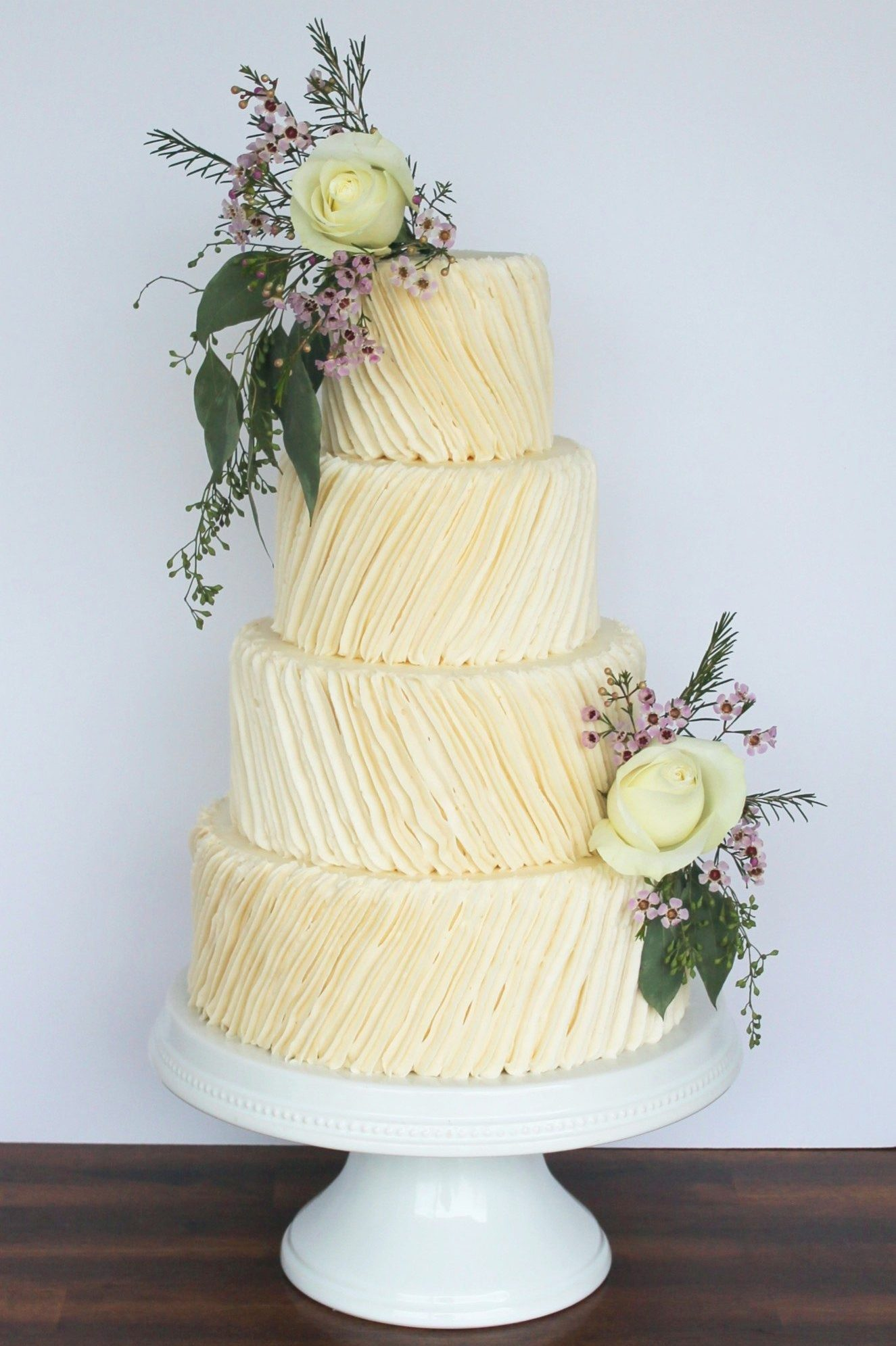 Pittsburgh wedding cake
