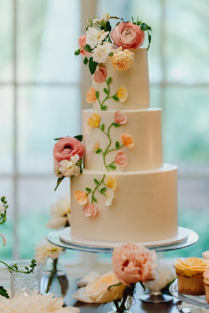 Greensburg wedding cakes