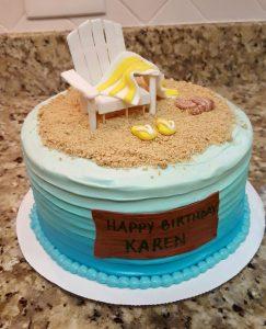 Beach Cake1
